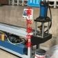 武汉汉铆哈芬槽冲孔机管廊冲孔机预埋件数控冲孔机
